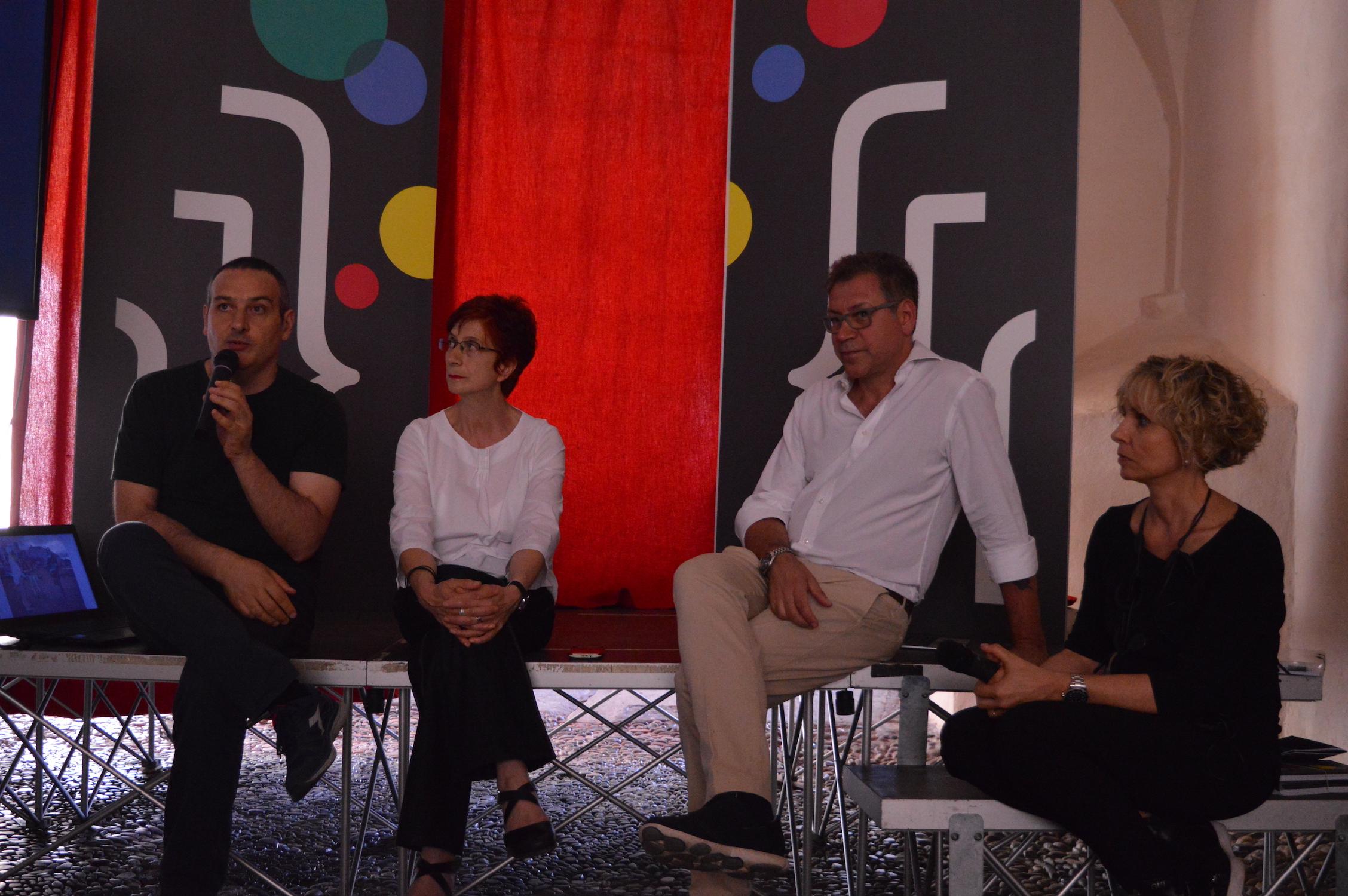 DIALOGHI D'ARTE 2019 –  2° giornata –  Conversazioni e performance