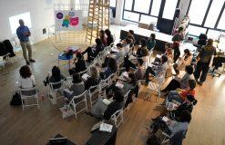 DIALOGHI D'ARTE 2019 – 3° giornata – conversazioni e performance