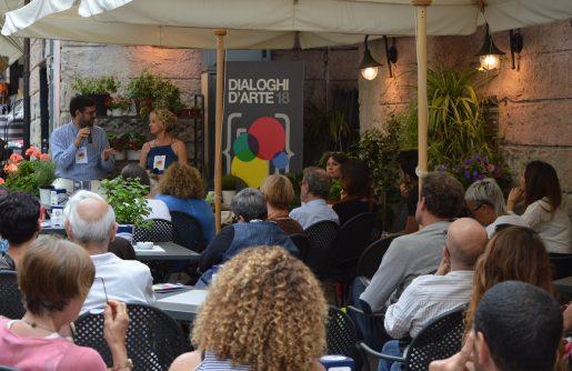 DIALOGHI D'ARTE 2018 – Conversazioni, installazioni, performance